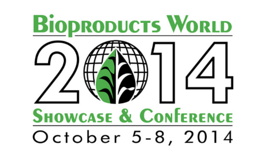 BIOPRODUCTS WORLD SHOWCASE & CONFERENCE 2014