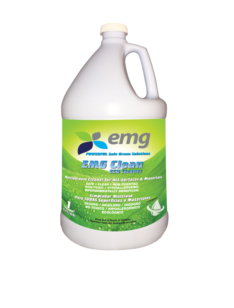 EMG Clean Limpiador Multi-Superficies Industria