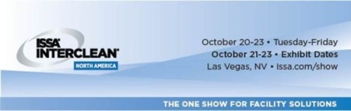 ISSA Interclean Show Las Vegas 2015 – Booth 491