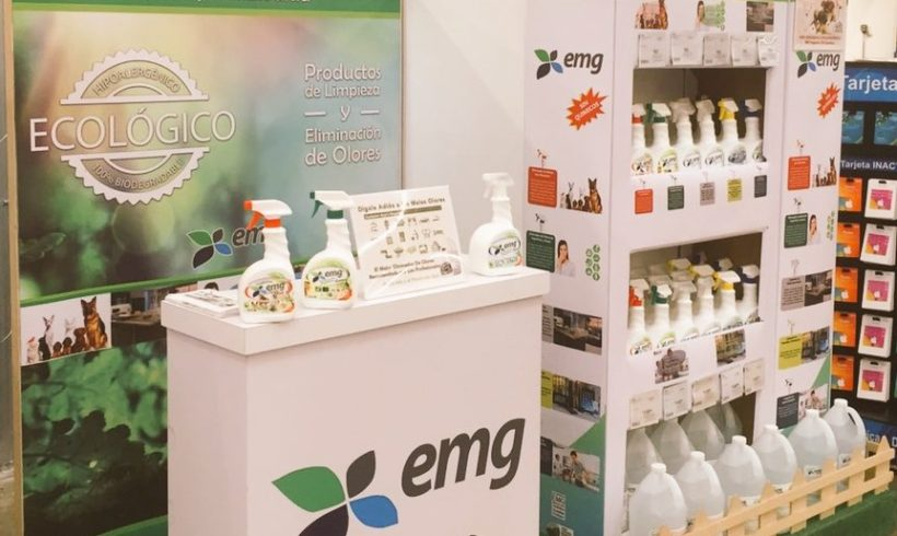 Productos EMG en Sam's Club Mexico